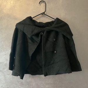 Banana Republic Womens Size XS Black Wool Sweater